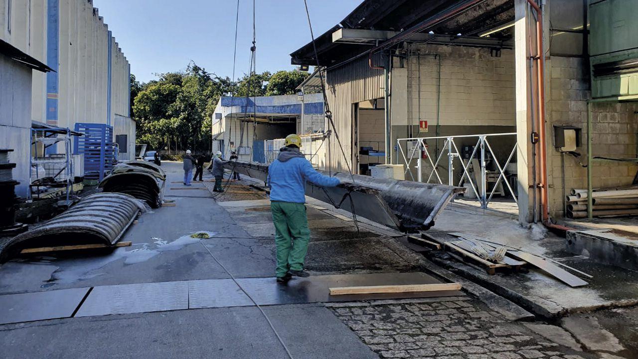 Substituição de Telhas Pré-moldadas em Concreto em São Paulo